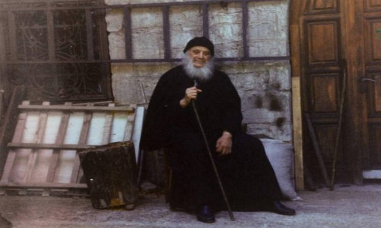 Συνταρακτικό στοιχείο αγιοσύνης του Γέροντα Αμβρόσιου