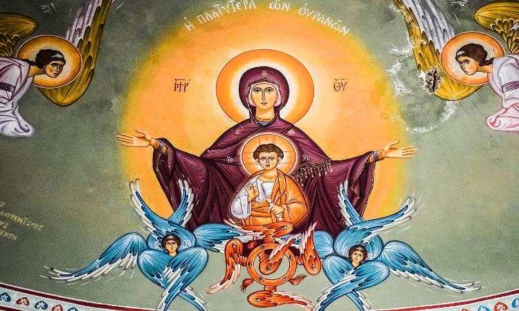 Παράκληση στην Παναγία μας (Μικρή) | xristianos.gr