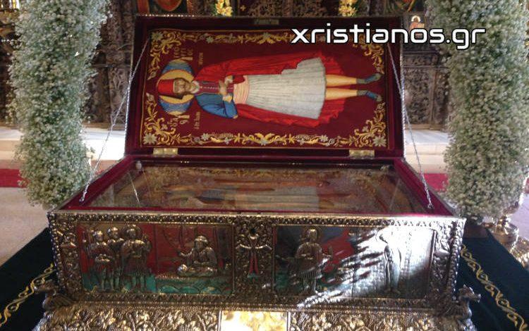 Photo of Παρακλητικός Κανών στον Άγιο Νεομάρτυρα Γεώργιο εξ Ιωαννίνων