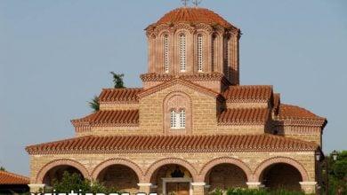 Ιερά Μονή Αγίου Ιωάννη του Θεολόγου Σουρωτή