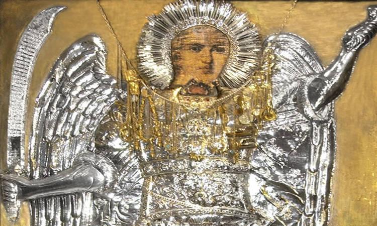 Παρακλητικός κανών Αρχαγγέλου Μιχαήλ Πανορμίτη