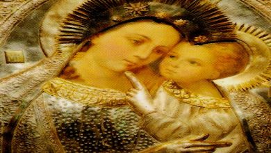 Προσευχή στην Παναγία την Γιάτρισσα
