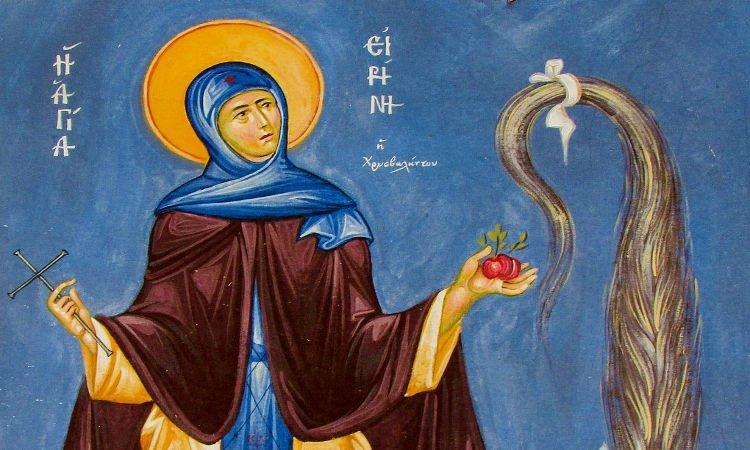 Photo of Θαύμα Αγίας Ειρήνης Χρυσοβαλάντου: Ίαση της μικρής 6χρονης Ελένης