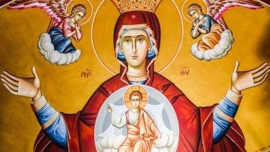 Τι σημαίνει Θεοτόκος - Μαρία - Παναγία
