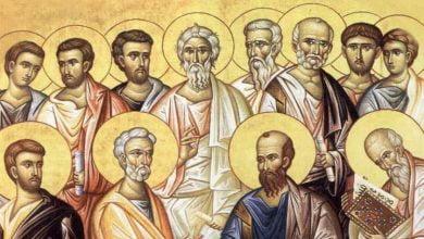 Photo of Οι Άγιοι Απόστολοι και το έργο τους