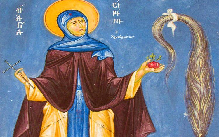 Αγία Ειρήνη Χρυσοβαλάντου για το πόση δύναμη έχει η προσευχή!