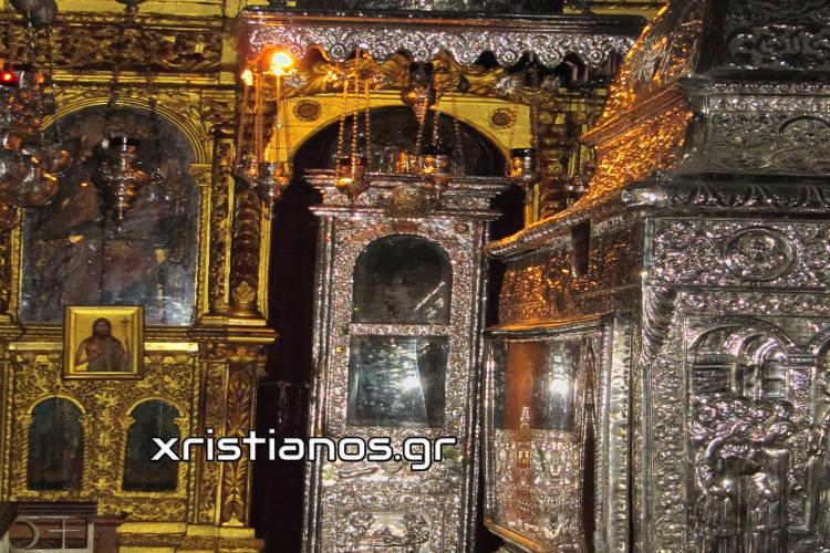 Ιερά Μονή Αγίου Γερασίμου Κεφαλονιάς