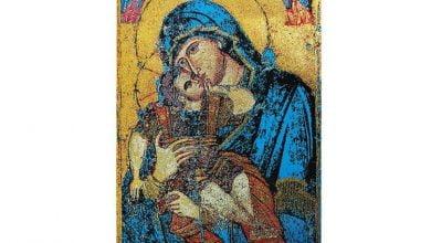 Θαύμα Παναγία Γλυκοφιλούσα Ιεράς Μονής Φιλοθέου