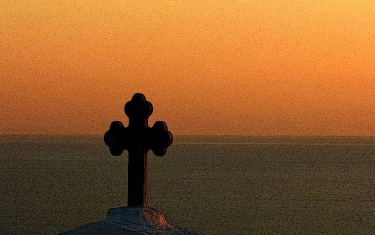 Photo of Τίμιος Σταυρός, ο θάνατος του θανάτου