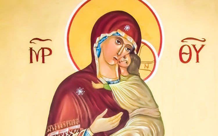 Η Παναγία Γλυκοφιλούσα και η Ελλάδα