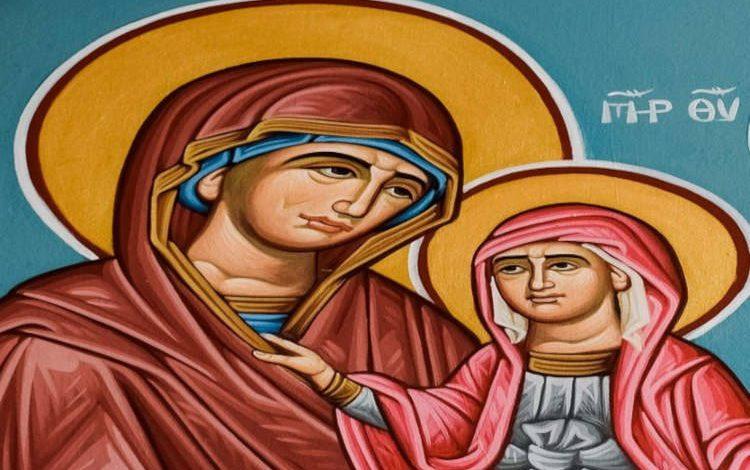 Θησαυροφυλάκιο του Θεού αποτελεί η Αγία Άννα.