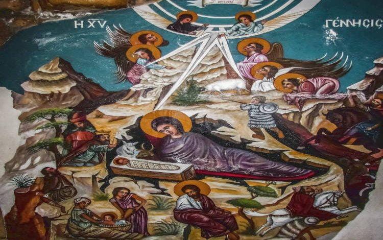 Ο Άγιος Γέροντας Παΐσιος για τα Χριστούγεννα