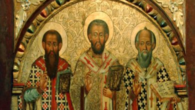 Οι Τρεις Ιεράρχες εις τον 20ο αιώνα