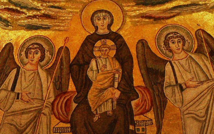 Οι αρετές της Παναγίας