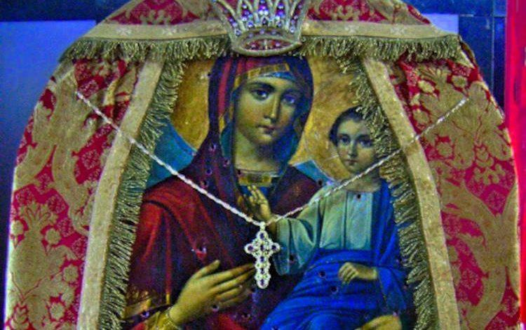 Εμφύλιος Πόλεμος το μεγάλο θαύμα της Παναγίας της Μελικιώτισσας με 55 σφαίρες!