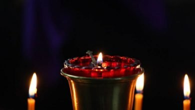 Μην αρνείσαι να προσφέρεις λάδι και να ανάβεις κεριά