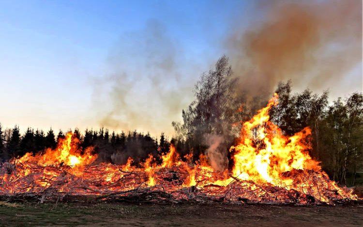 Προσευχή για φωτιά – Για κατάπαυση φωτιάς