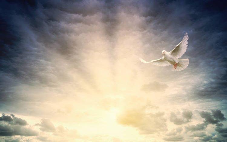 Προσευχή εις το Άγιον Πνεύμα