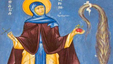 Παράκληση Αγίας Ειρήνης Χρυσοβαλάντου