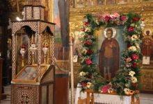 Θαύμα Αγίου Φανουρίου - Ελευθερώνει αιχμάλωτους ιερείς