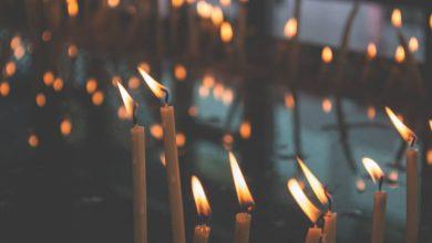 Γιατί ανάβουμε κερί και τι συμβολίζει