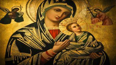 Προσευχή για βοήθεια στην Παναγία μας