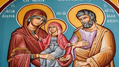 Οι Άγιοι Θεοπάτορες έναντι του Θεού