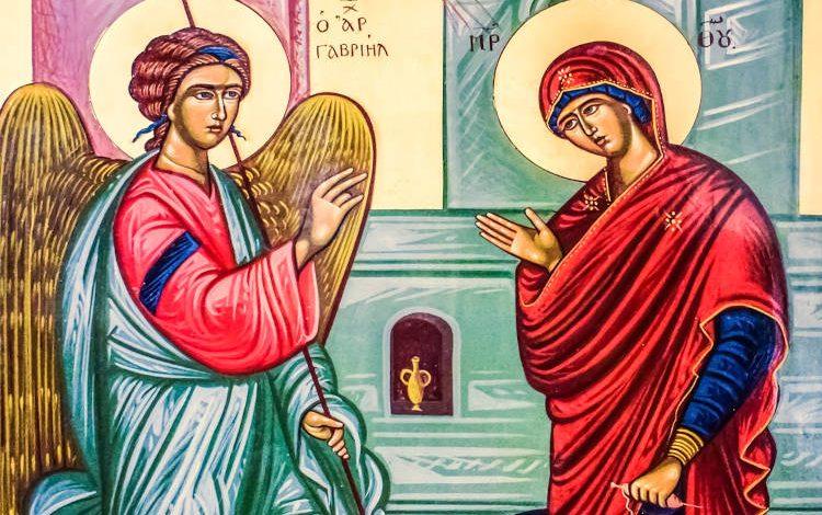 Προσευχή - Μήτηρ του Χριστού γλυκειά μας Παναγία...