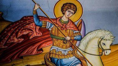 Παρακλητικός Κανών στον Άγιο Γεώργιο